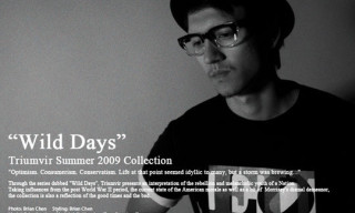 "Triumvir Summer 2009 ""Wild Days"" Collection"