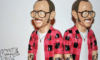 """Uncle York x Tokyo Element """"Terry"""" Action Figure"""