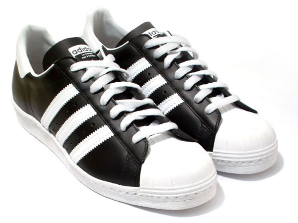adidas Superstar 80s Black adidas UK