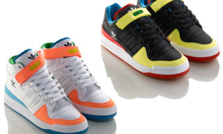 "adidas Originals Fall 2009 ""Color Pop"" Forum Pack"