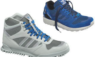 adidas Originals by Originals Fall/Winter 2009 David Beckham Collection | ZX8000, Marathon TR Mid