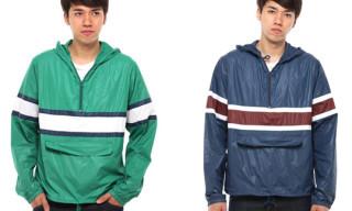 A.P.C. x K-Way Tricolore Jackets