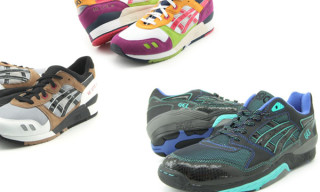 Asics Fall 2009 Footwear Collection