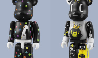 Bearbrick Specials For Taipei Toy Festival 2009 | Toki Doki And Jimmy Liao