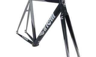 Mash SF x Cinelli Bike Frame By Benny Gold