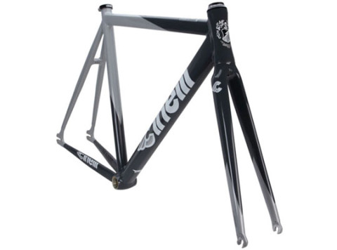 Mash SF x Cinelli Bike Frame By Benny Gold | Highsnobiety