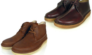 Clarks Originals Autumn 2009 Collection