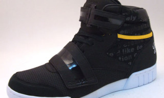 Cluct x Mita Sneakers x Reebok Ex-O-Fit Hi Strap