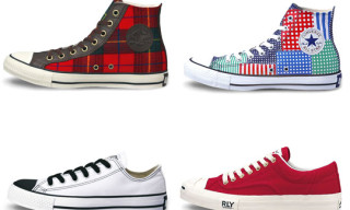 Converse Japan August 2009 Releases