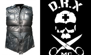 "Dr. Romanelli ""MC"" Vests For Jeffrey NYC"