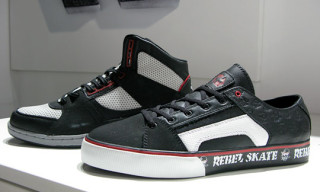 Etnies Plus x Rebel Skate Sneaker Pack