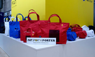 FAT Sport x Porter Luggage Collection