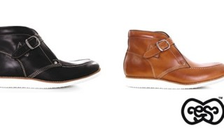 Garbstore x The Vintage Showroom Chelsea Workers Boot