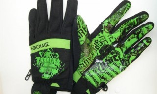 Thrasher x Grenade CC935 Pipe Glove