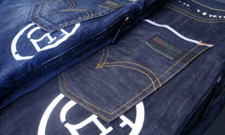 Levi's Fenom x uniform experiment Fall/Winter 2009 Denim