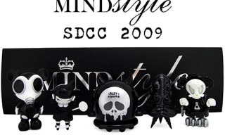 MindStyle 2nd Anniversary SDCC Exclusive Box Set