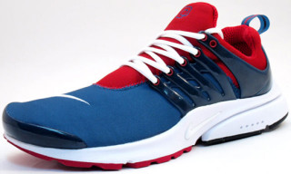 Nike Sportswear Air Presto Navy/Red