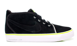 Nike Air Toki Black/Lime Green