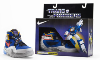 Nike Limited Edition Transformers Basketball Shoe Collection