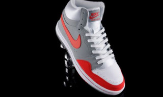 Nike Fall 2009 Court Force Hi