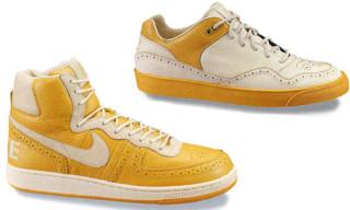 Nike Fall 2009 Beige Pack | Terminator Hi Premium And Talache Lo AC Supreme