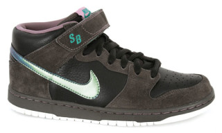 Nike SB July 2009 Quickstrike | Dunk Mid Premium Northern Lights