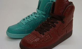 Nike Terminator Hi Supreme QK Directed By Swagger | A First Detailed Look