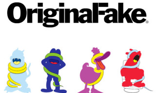 Original Fake Fall/Winter 2009 Collection Graphics