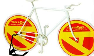 Pedalmafia x Tiny Panx Mini Bike