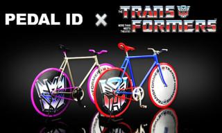 Pedalmafia x Transformers