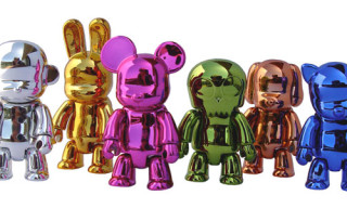 Qee Metallic Series by Toy2R