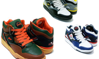 Reebok Fall 2009 Pump Omni Lite