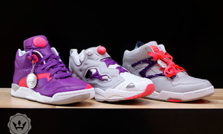 "Reebok Spring/Summer 2010 ""Purple"" Pack"
