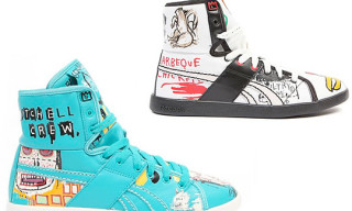 "Reebok Fall 2009 Top Down ""Basquiat"" Pack"