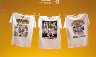 Robert Crumb x Sixpack France Micro-Collection