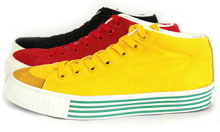 Rhythm Footwear Fall/Winter 2009 Sneakers | Canvas Line