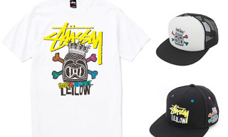 Stussy x Leilow | T-Shirt And Caps