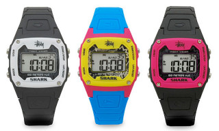 Stussy x Shark Classic Watch Series