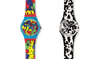 Swatch x Billy The Artist
