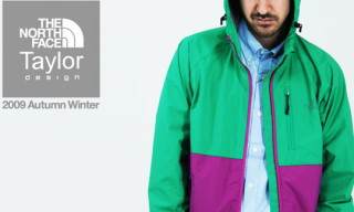 The North Face x Taylor Design Fall/Winter 2009 Collection