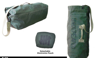 Undefeated x EA 2009 ESPY Award Military Sport Duffle Bag