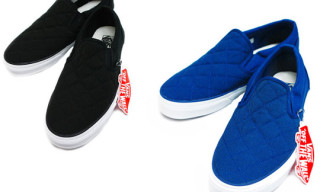 "Vans Summer 2009 ""Quilted"" Slip-On"