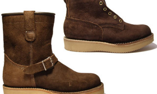 """Viberg """"Japan Only"""" Collection Boots"""