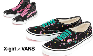 X-Girl x Vans | Authentic And Sk8 Hi