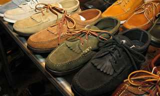 (capsule) NYC | Yuketen, Timberland Abington, Coming Soon Spring/Summer 2010 Footwear