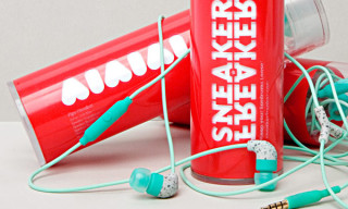 AIAIAI x Sneaker Freaker Earbuds