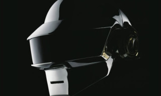 Daft Punk by Mitch Feinberg for Whitewall