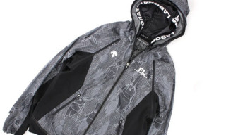 Futura Laboratories x Descente Fall/Winter 2009 Four(4)Able Jackets