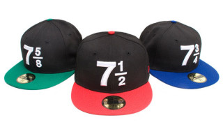 "Hall of Fame ""Size"" New Era Caps"