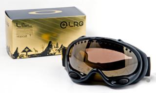 L-R-G x Oakley A Frame Goggle Series